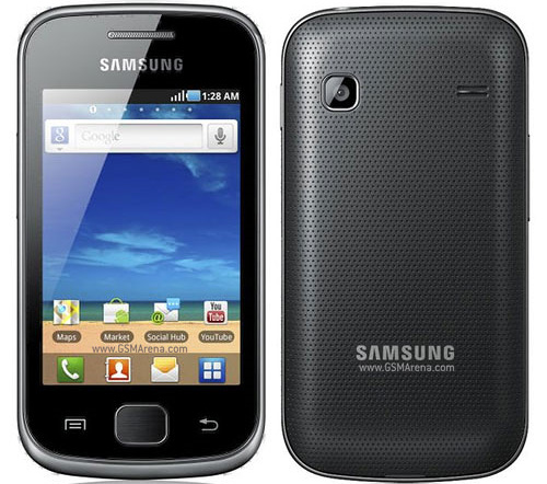Review Samsung Galaxy Gio GT-S5660