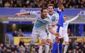 Meski uda ga muda lagi, Frank Lampard tetap memberikan yang terbaik bagi Chelsea