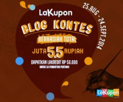 LaKupon Blog Contest